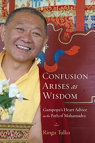 Image for Confusion Arises As Wisdom: Gampopa's Heart Advice on the Path of Mahamudra