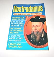 Image for Nostradamus The Man Who Saw Tomorrow